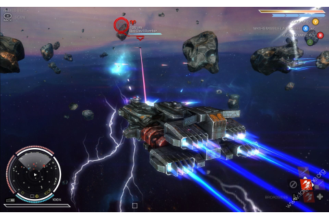 Rebel Galaxy - Download Free Full Games | Arcade & Action games