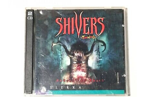 Shivers 2 Harvest Of Souls PC Game CD + Music Soundtrack ...