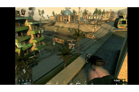 Battlefield Play4Free Gameplay (free online pc game) - YouTube