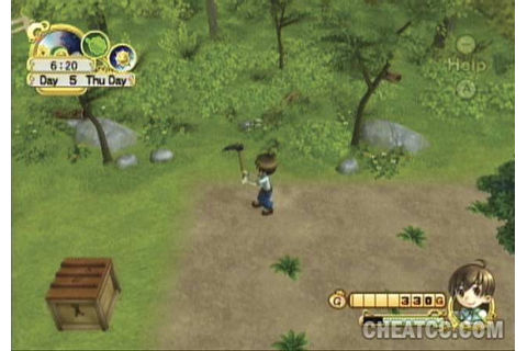 Harvest Moon: Tree of Tranquility Review for the Nintendo Wii