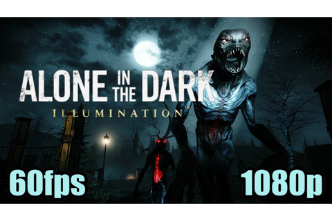 Alone in the Dark : Illumination Gameplay - Third Person ...