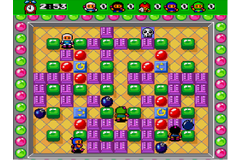 Bomberman '93 - Wikipedia