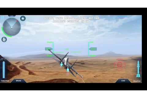 IAF a cut above indian air force official android game air ...