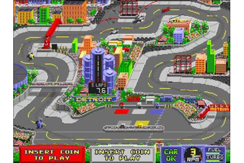 Danny Sullivan's Indy Heat (Arcade) -- Part 1 - YouTube