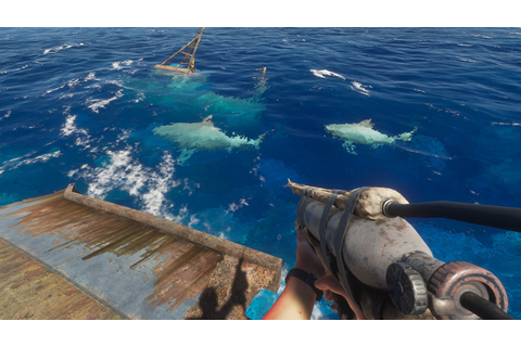 Stranded Deep (PS4 / PlayStation 4) Game Profile | News ...