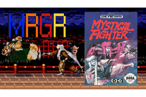 Mystical Fighter Review (Genesis/Mega Drive) - YouTube