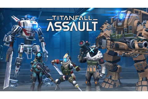 Titanfall: Assault - Google Play game trailer - YouTube