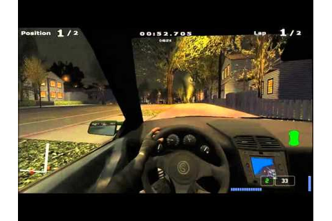 La Street Racing Gameplay PC - YouTube