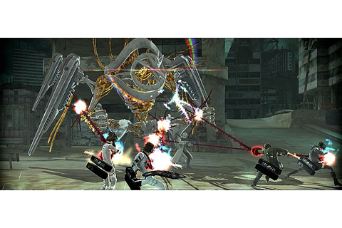 Sony Japan Studio's PS Vita Exclusive Freedom Wars Gets ...