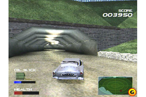 Granville Video games: 007 Racing Playstation 1 Game ...