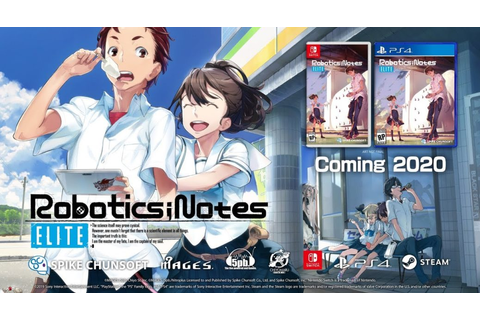 Robotics;Notes Elite For Switch Heading West In 2020 ...