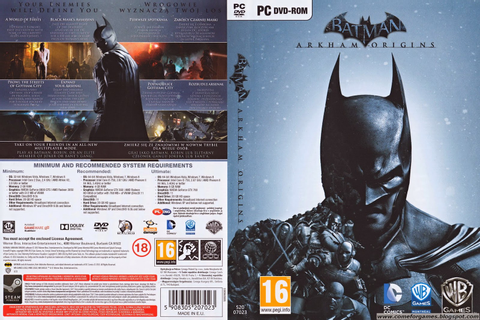 Batman Arkham Origins | Just Games For Gamers