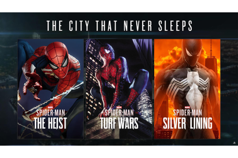 "Spider-Man's ""The City That Never Sleeps"" Fan Chapter ..."