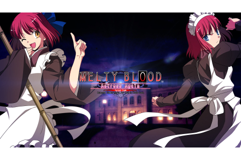 Branching Path: Melty Blood Actress Again Current Code's ...