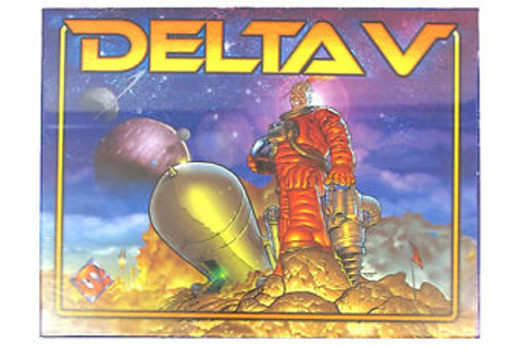 DELTA V Board Game - Fantasy Flight - SEALED BRAND NEW! | eBay