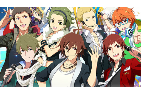 Produce male idols in The Idolmaster: SideM for Mobage ...
