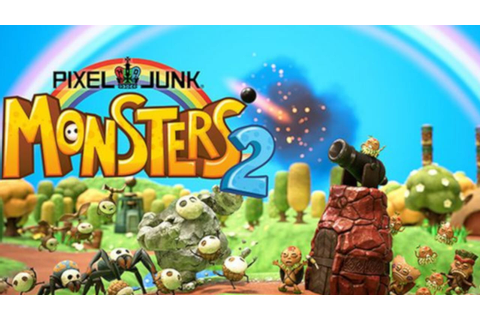 PixelJunk Monsters 2 » FREE DOWNLOAD | CRACKED-GAMES.ORG