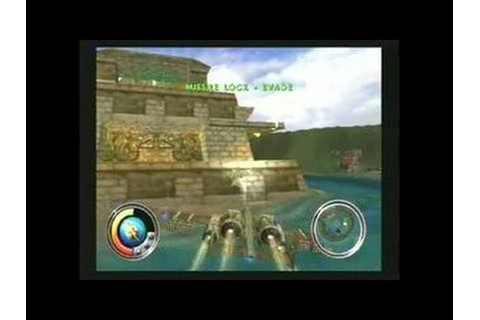 World Destruction League: War Jetz PlayStation 2 - YouTube