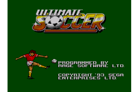 Ultimate Soccer Download Game | GameFabrique