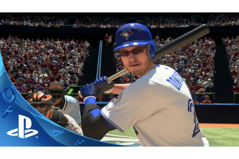 MLB The Show 16 - The Show is Coming: Start The Fire ...