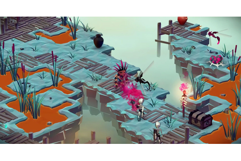 MONOLISK Is A Stunning New Diablo Clone On Apple And ...
