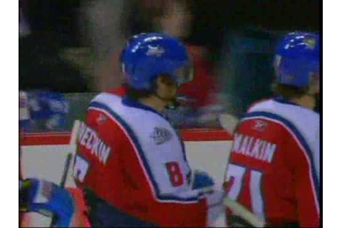 2009 NHL All Star Game - Shootout - YouTube
