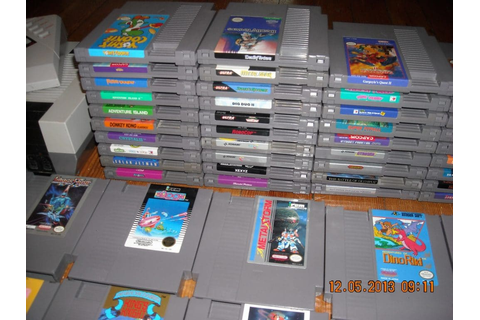 Nintendo Entertainment System-only games