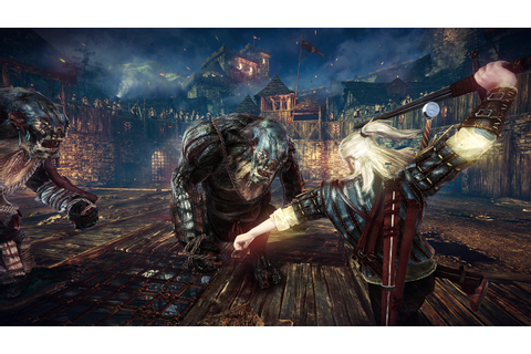 The Witcher 2: Assassins of Kings Enhanced Edition - FAILMID