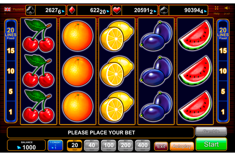 Play 20 Super Hot FREE Slot | EGT Casino Slots Online