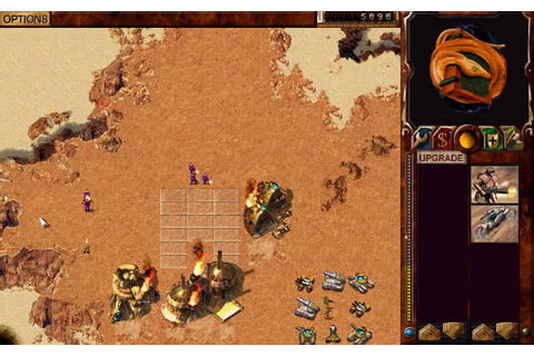 Download Dune 2000 strategy for Windows XP (1998 ...