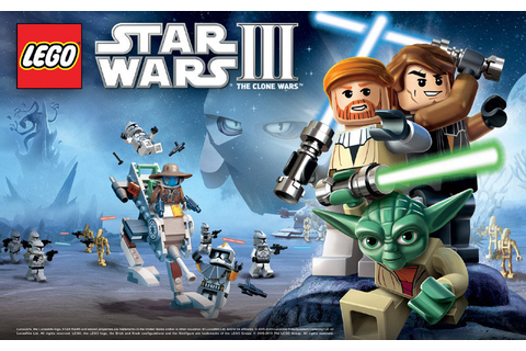 LEGO Star Wars 3: The Clone Wars (Nintendo DS): Amazon.co ...