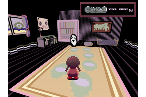 Yume Nikki 3d v 0.02 released news - Indie DB