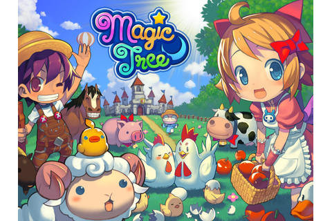 Magic Tree on iOS: Create an adorable farm high in the trees