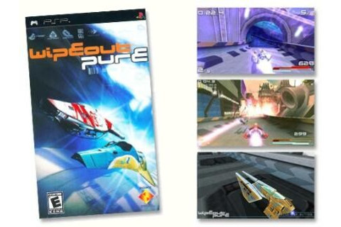 Wipeout Pure ~ All Games Brasil