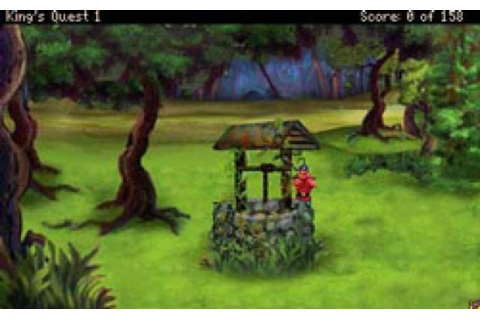 Kings Quest I: Quest for the Crown - Free PC Game