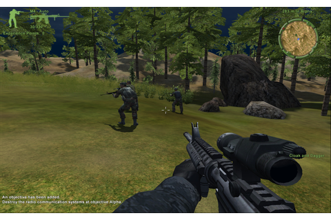 Free Download Delta Force Xtreme 2 PC Game ~ fun games ...