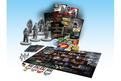 EN_TWM01 – This War of Mine: the Board Game « Ares Games