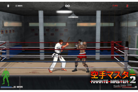 Karate Master 2 Knock Down Blow - Latest news! - Indie DB