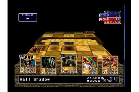 yu gi oh forbidden memories exodia - YouTube
