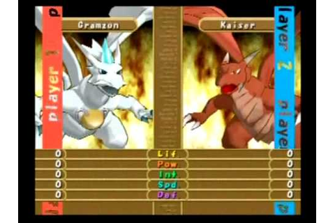 Monster Rancher 3 - Tochikan Fiesta B - A Rank - YouTube