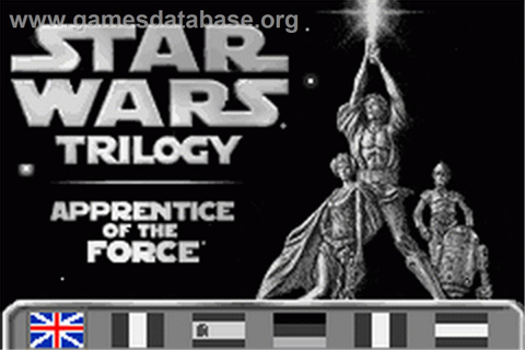 Star Wars Trilogy: Apprentice of the Force - Nintendo Game ...