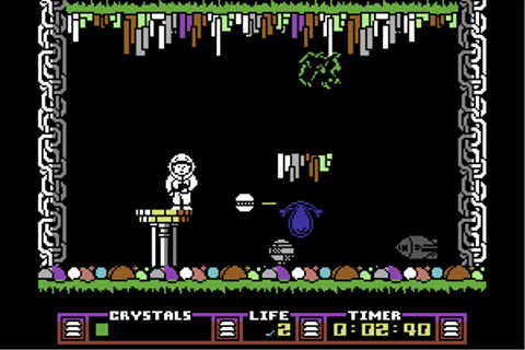 Download The Arc of Yesod (Commodore 64) - My Abandonware