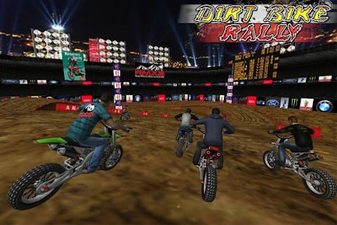 Game Dirt Bike Rally ( 3D Racing ) APK for Windows Phone ...
