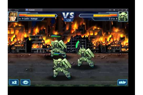 Super Robot Wars Chinese online game on Android and iOS ...