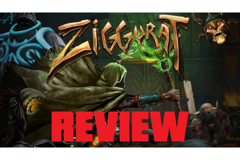 Ziggurat Game Review - YouTube