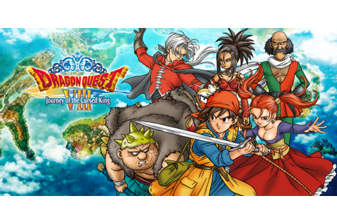 DRAGON QUEST VIII: Journey of the Cursed King | Nintendo ...