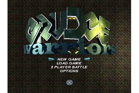 Grudge Warriors PS1 | Free Download Game & Apk