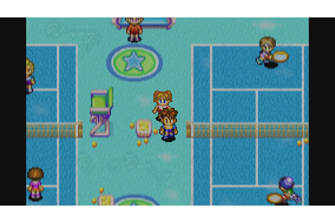 Mario Tennis: Power Tour (GBA / Game Boy Advance) News ...