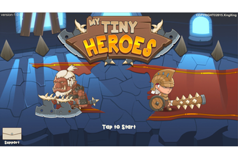App Shopper: My Tiny Heroes (Games)