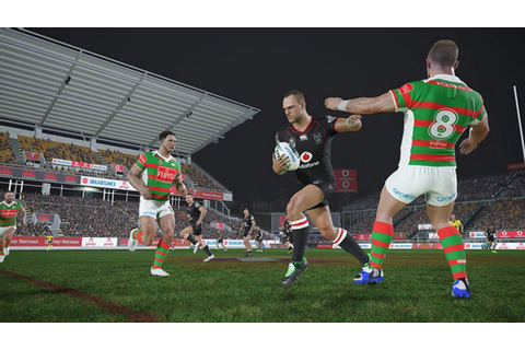 Rugby League Live 4 Game | PS4 - PlayStation